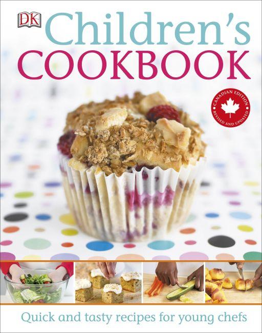 Paperback cover of Children's Cookbook