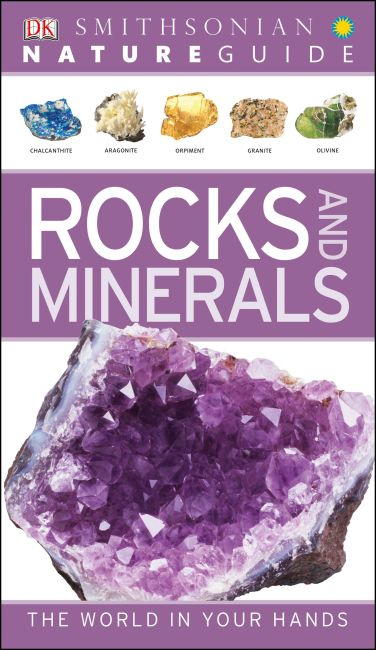 Flexibound cover of Nat Gd:Rocks and Minerals