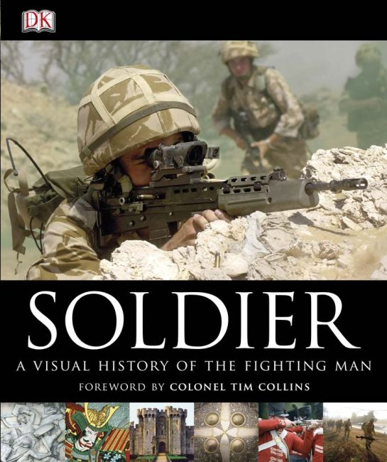 eBook cover of Soldier