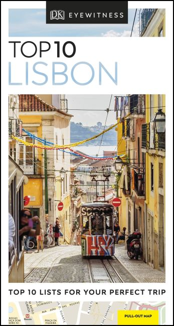 Paperback cover of Top 10 Lisbon