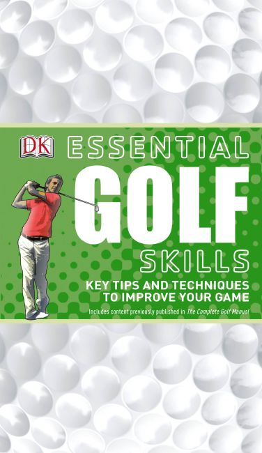 Flexibound cover of Essential Golf Skills