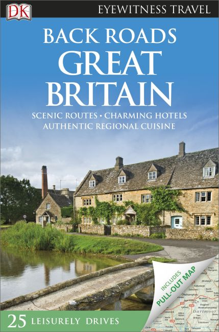 Paperback cover of Back Roads Great Britain