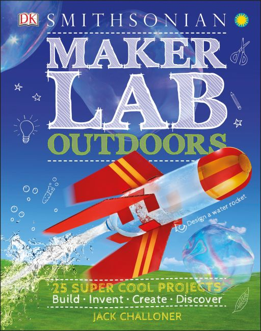Hardback cover of Maker Lab: Outdoors