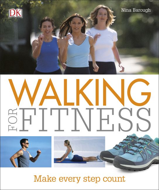 Paperback cover of Walking For Fitness