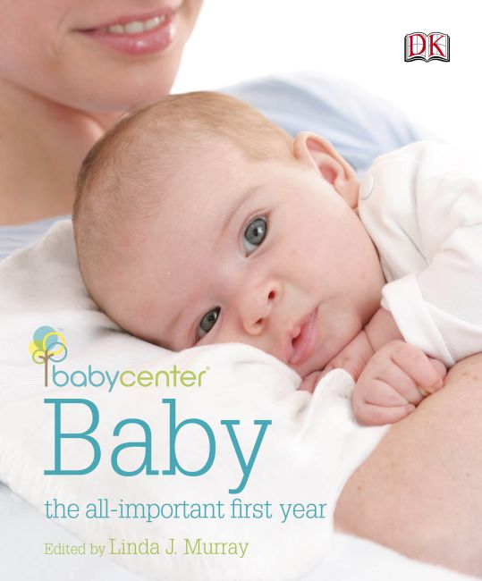 eBook cover of Babycenter Baby
