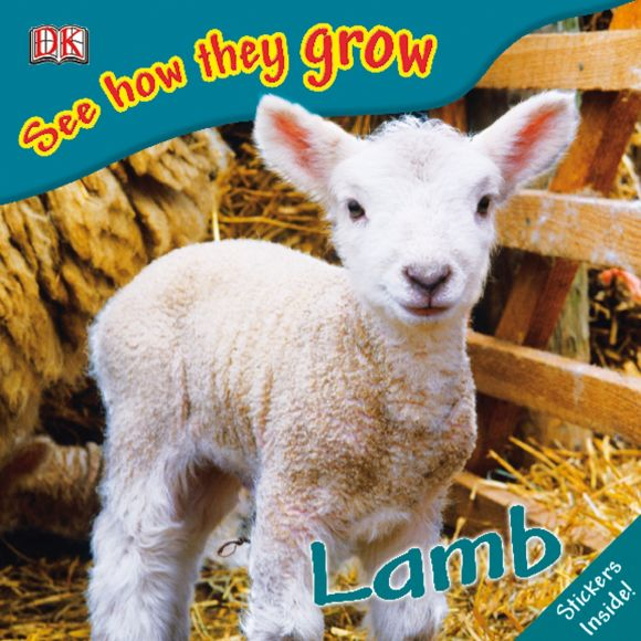 eBook cover of See How They Grow: Lamb