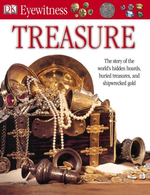 eBook cover of Treasure