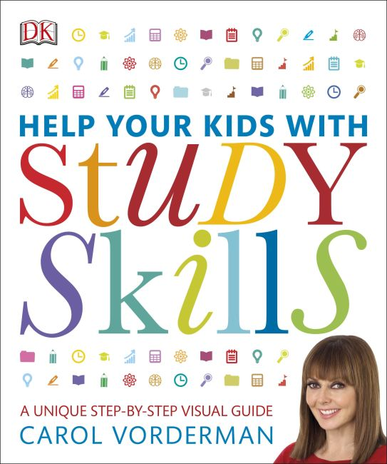 Flexibound cover of Help Your Kids With Study Skills
