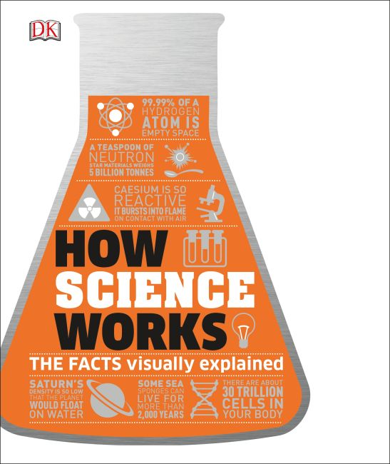 Hardback cover of How Science Works