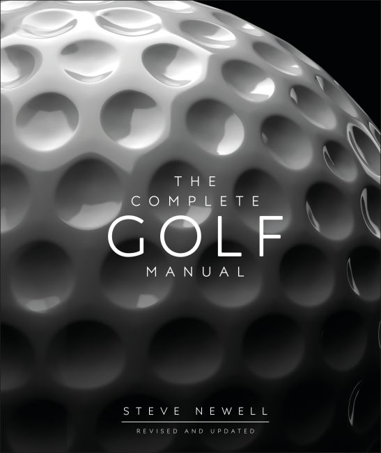 Hardback cover of The Complete Golf Manual