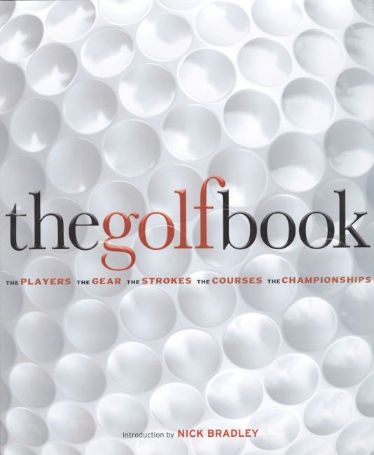 eBook cover of The Golf Book
