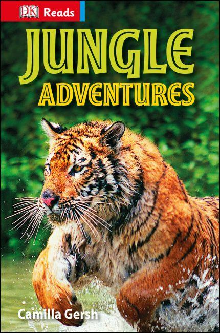 eBook cover of Jungle Adventures