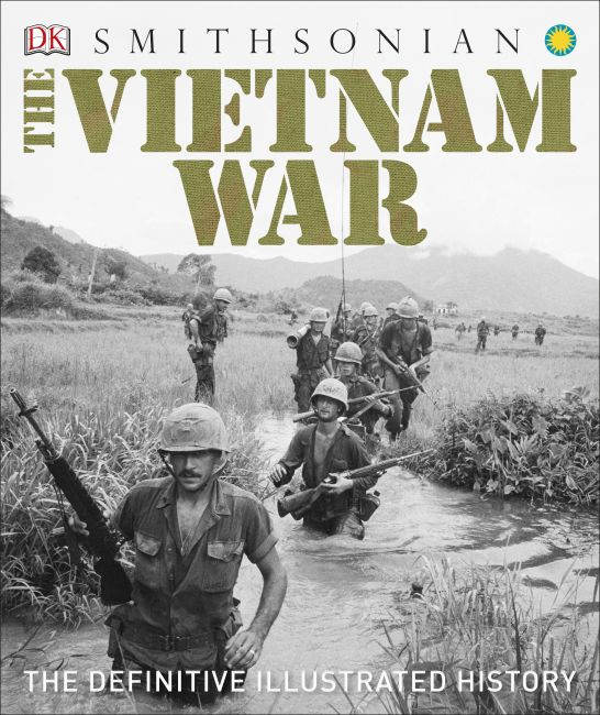 Hardback cover of The Vietnam War