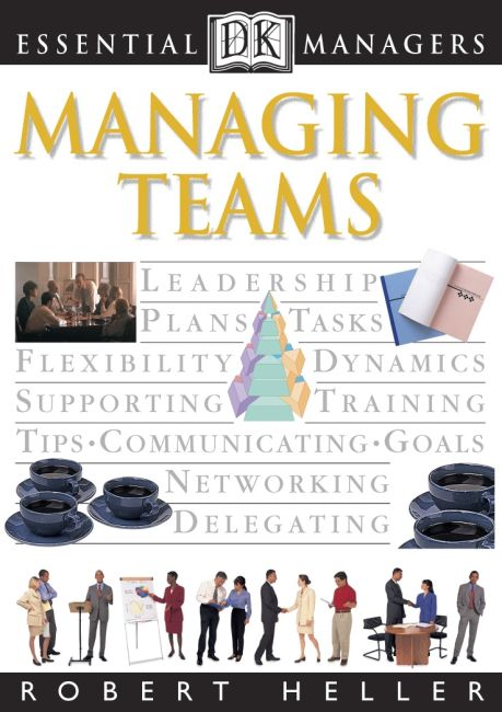 eBook cover of Managing Teams