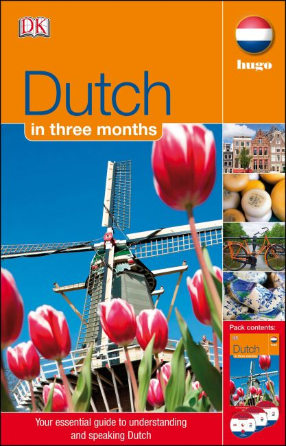 Mixed Media cover of Dutch In 3 Months