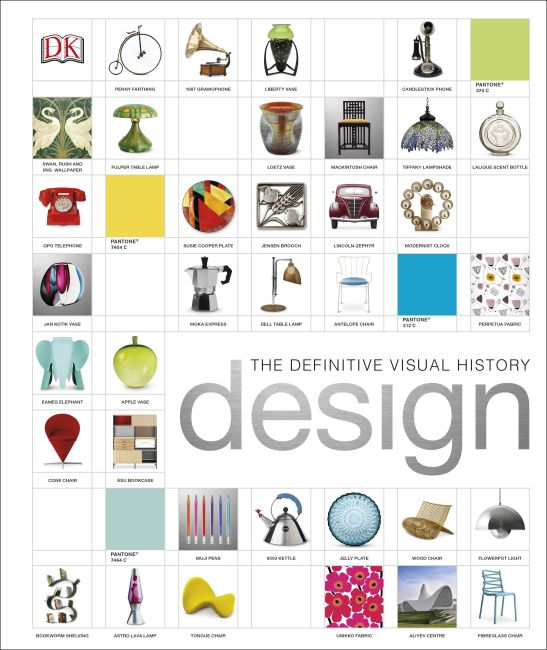 Hardback cover of Design