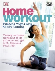 eBook cover of Home Workout