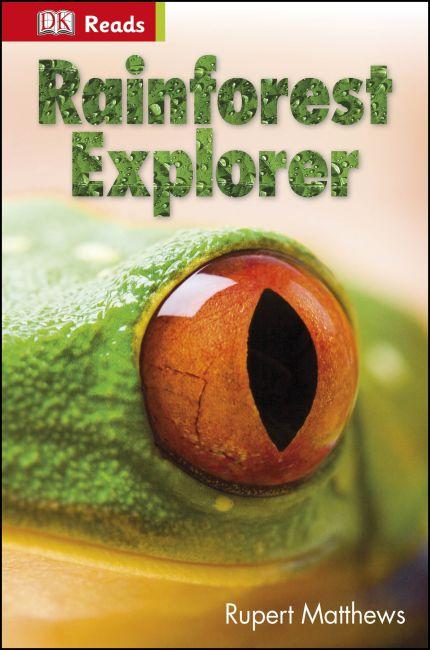 Hardback cover of Rainforest Explorer
