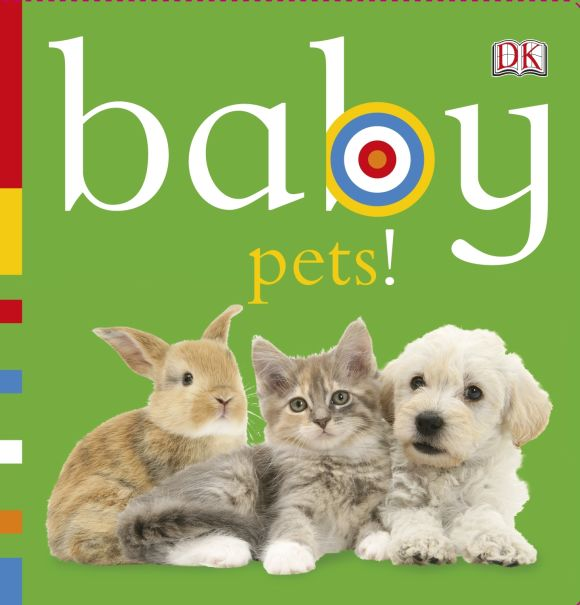 eBook cover of Baby Pets!