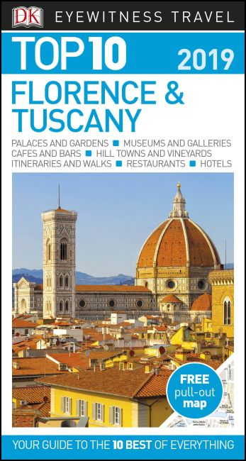 Paperback cover of Top 10 Florence and Tuscany