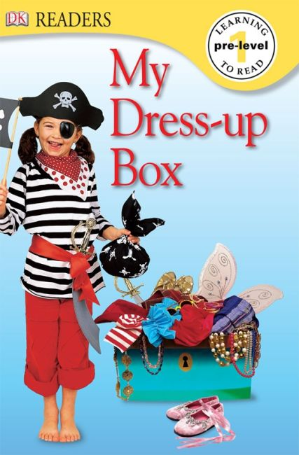 eBook cover of DK Readers: My Dress-Up Box
