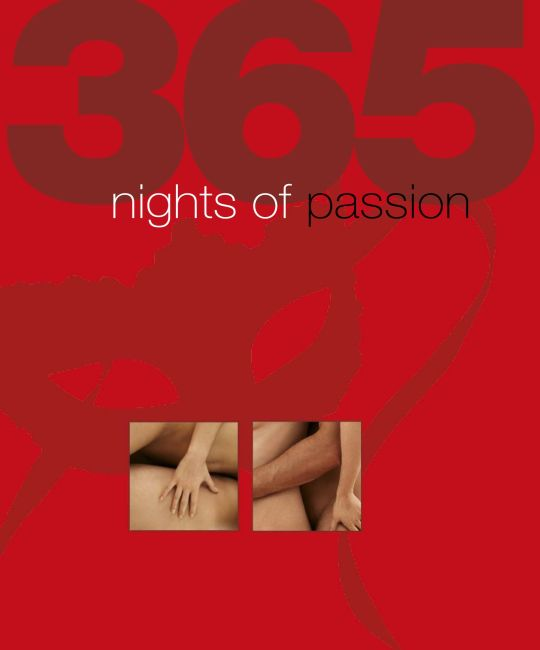 eBook cover of 365 Nights of Passion