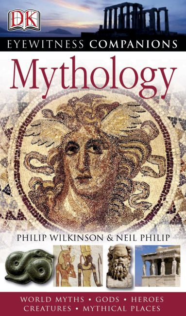 Flexibound cover of Mythology