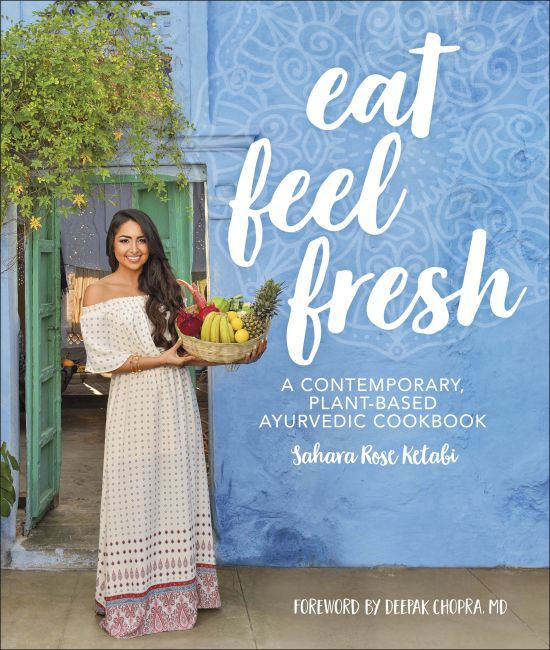 Hardback cover of Eat Feel Fresh