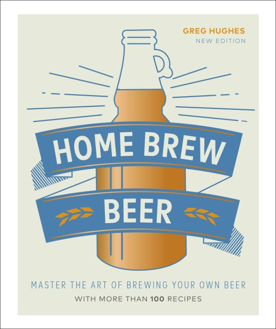 eBook cover of Home Brew Beer