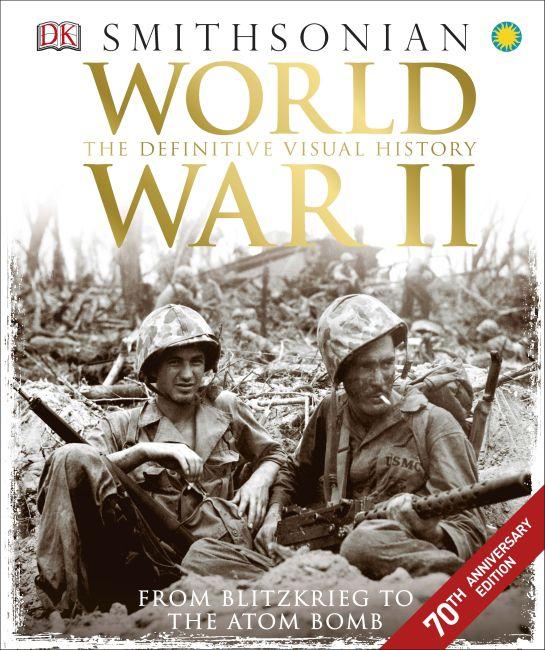 Hardback cover of World War II