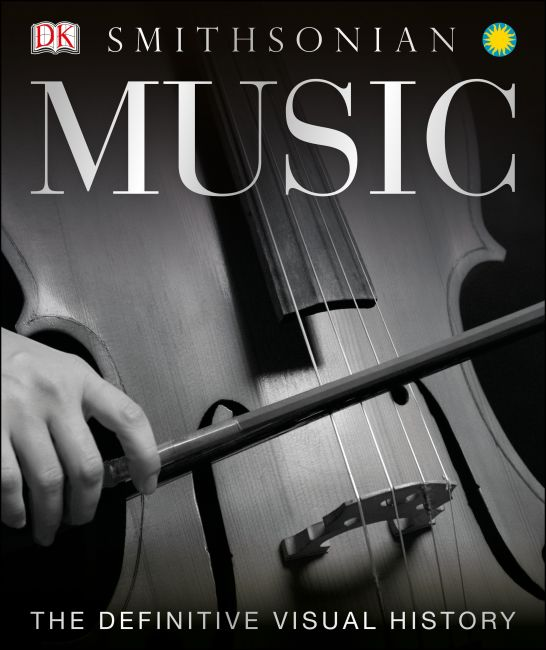 Hardback cover of Music