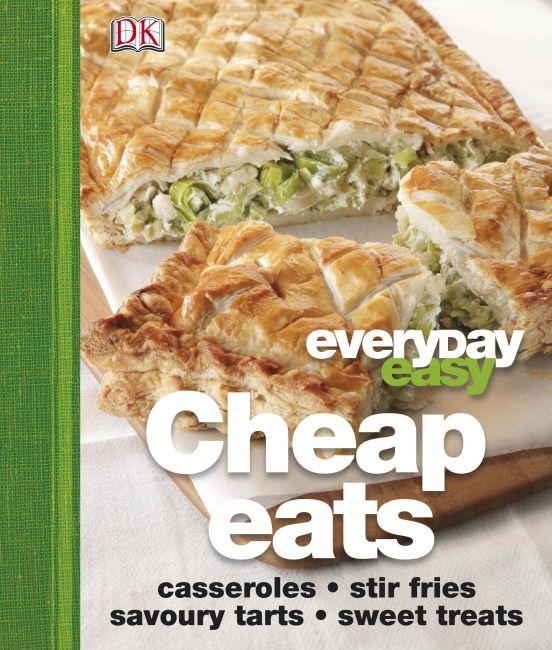 eBook cover of Cheap Eats