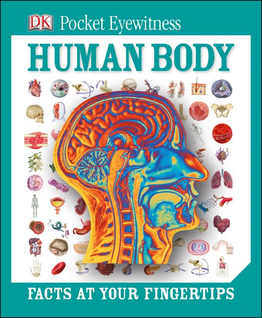 eBook cover of Pocket Eyewitness Human Body