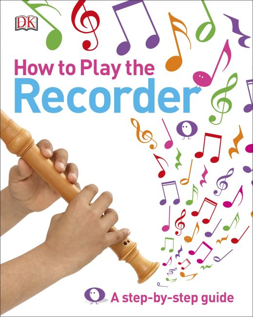 eBook cover of How to Play the Recorder