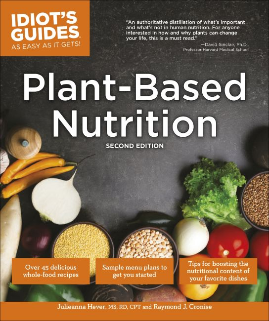 Paperback cover of Plant-Based Nutrition, 2E