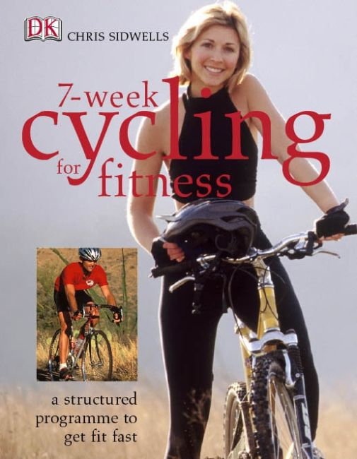 eBook cover of 7-Week Cycling for Fitness