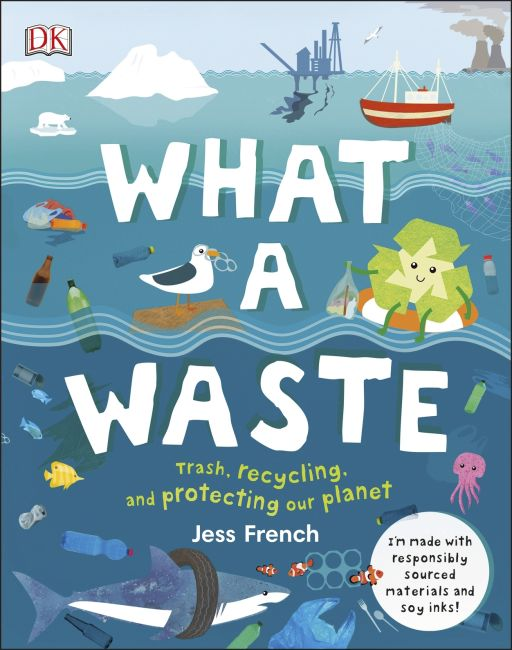 Hardback cover of What A Waste