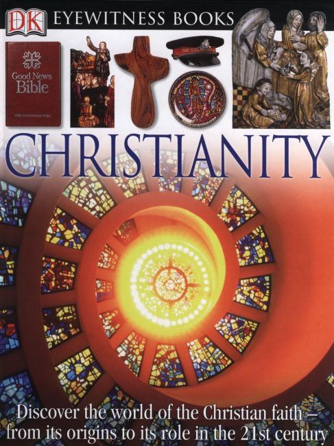eBook cover of DK Eyewitness Books: Christianity