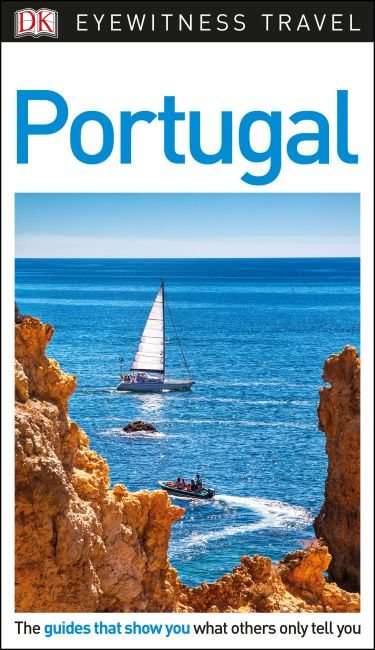 Paperback cover of DK Eyewitness Travel Guide Portugal