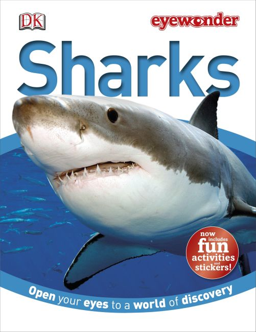 Hardback cover of Sharks