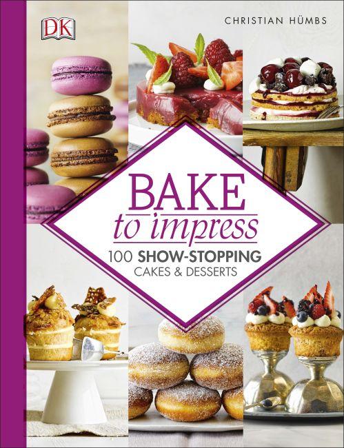 Hardback cover of Bake To Impress