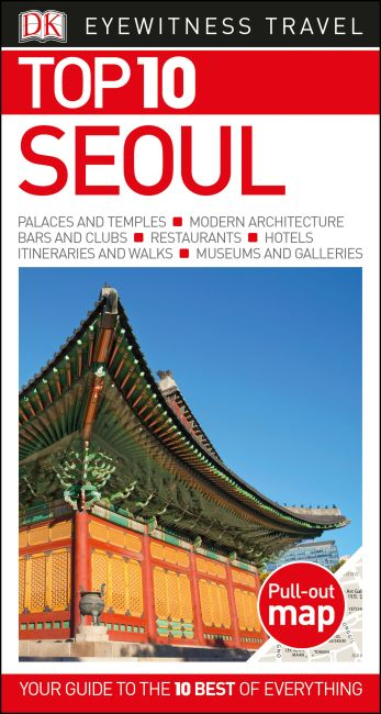 Paperback cover of Top 10 Seoul
