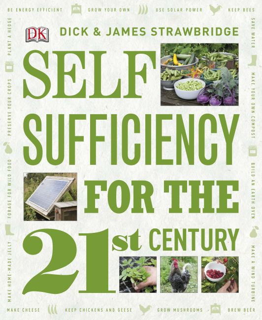 Hardback cover of Self Sufficiency for the 21st Century