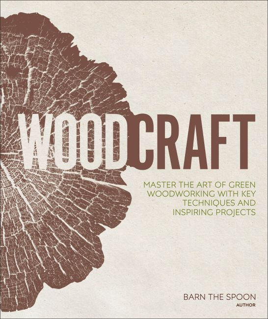 Hardback cover of Woodcraft