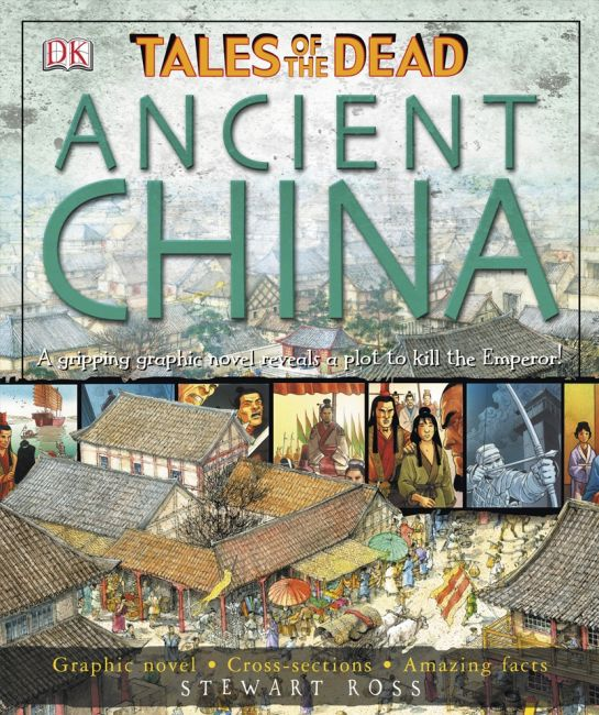 eBook cover of Tales of the Dead Ancient China