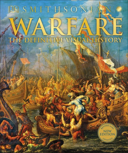 Hardback cover of Warfare