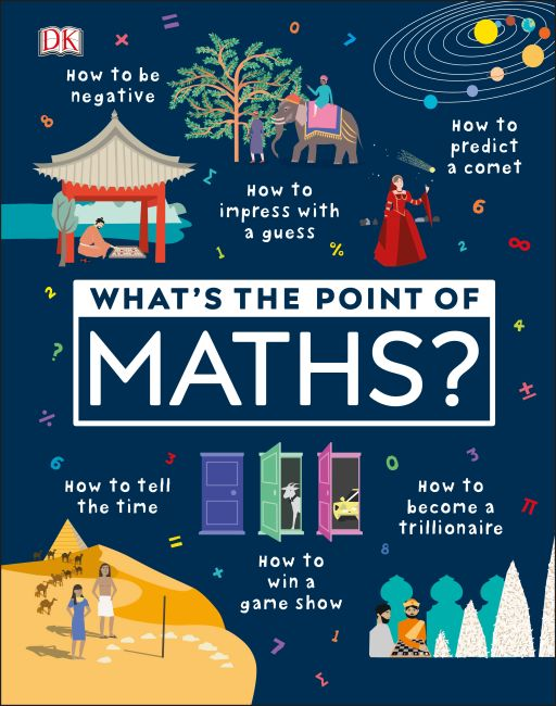 Hardback cover of What's the Point of Maths?