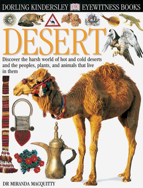 eBook cover of DK Eyewitness Books: Desert