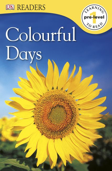 eBook cover of Colourful Days