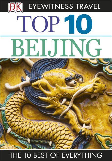 eBook cover of Top 10 Beijing